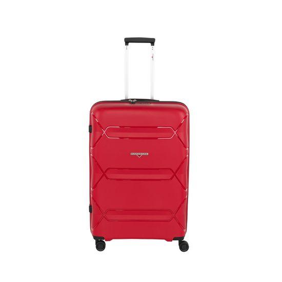 Hardware Tokyo Red 4-Rollen Trolley M 67cm