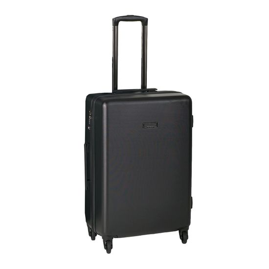Wagner Luggage Case-Lecon Black Koffer M 66cm