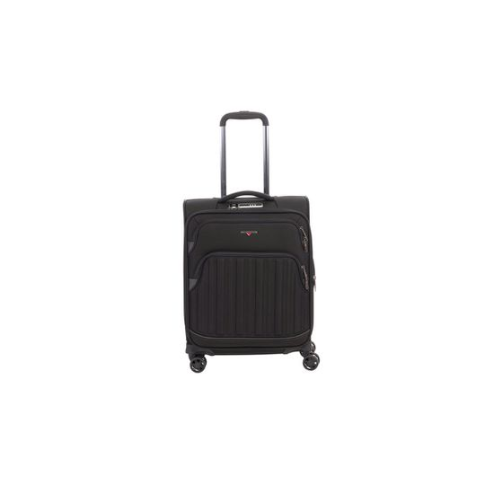 Hardware Profile Plus Soft Black 4-Rollen Trolley S 55cm