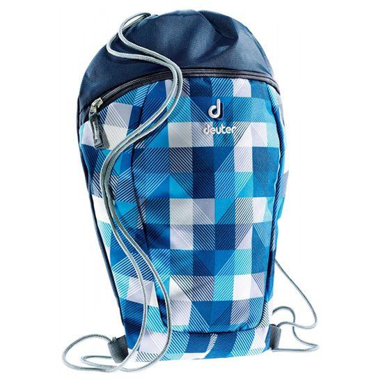 Deuter Sneaker Bag Blue Arrowcheck