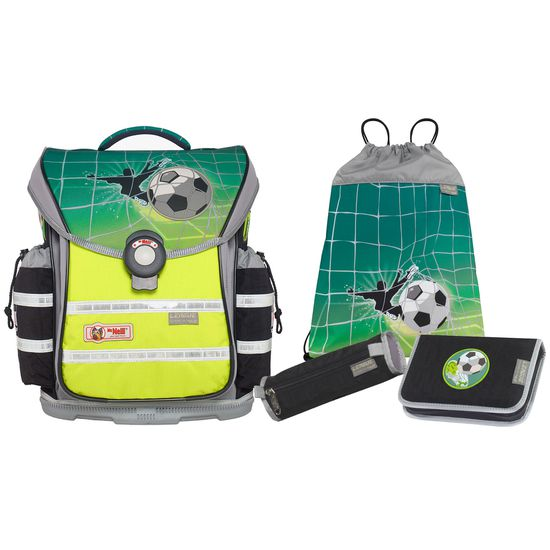 McNeill Schulranzen Set - ERGO Light Plus - League