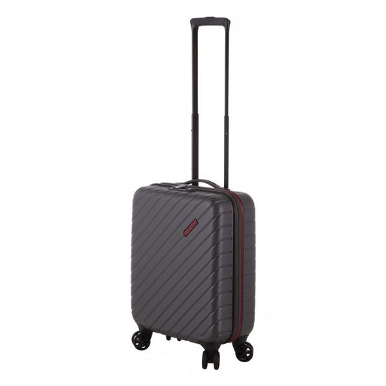 American Tourister Up To The Sky Spinner Titanium 4-Rollen Trolley 55cm