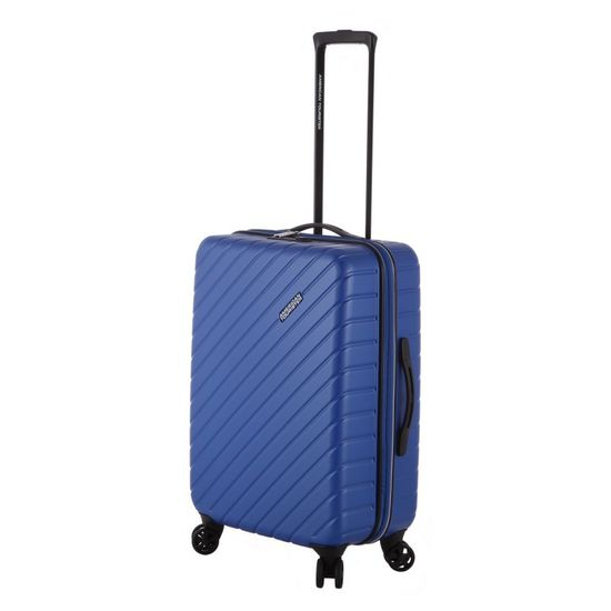American Tourister Up To The Sky Spinner Insignia Blue 4-Rollen Trolley 66cm