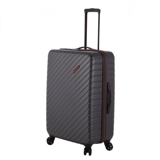 American Tourister Up To The Sky Spinner Titanium 4-Rollen Trolley 77cm