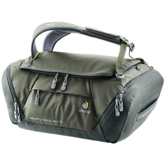 Deuter Aviant Pro Khaki-Ivy Sporttasche 40l