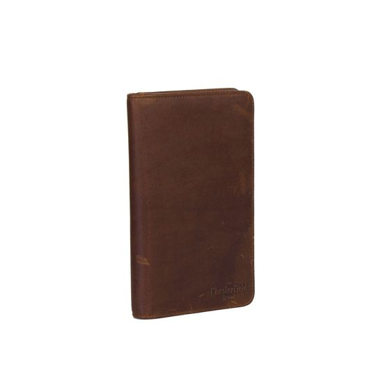 Chesterfield Ella Cognac Travelwallet