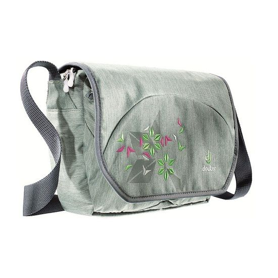 Deuter - Umhängetasche - Carry Out S - Silver Dresscode Flora