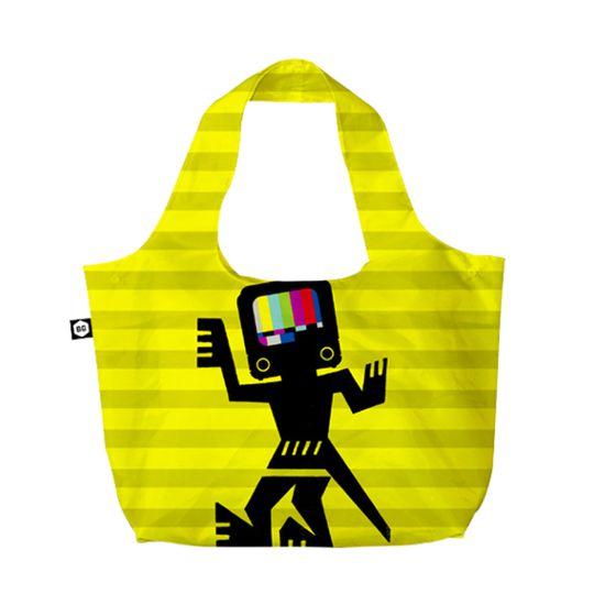 BG Berlin Eco Bag Caveman