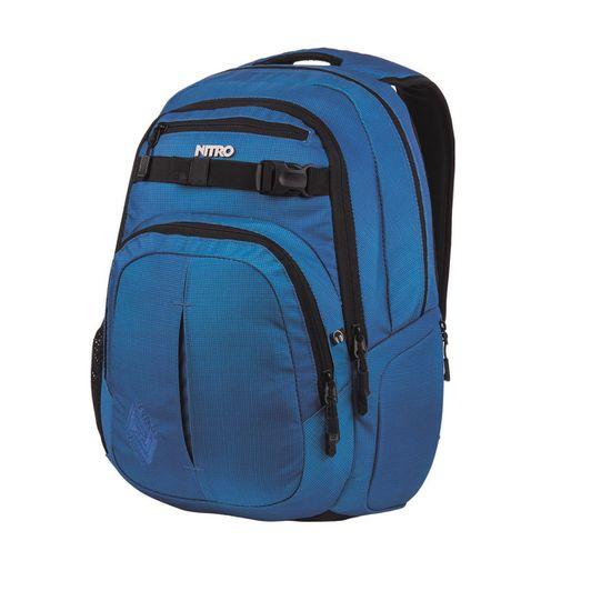 Nitro Chase Pack Blur Brilliant Blue Rucksack