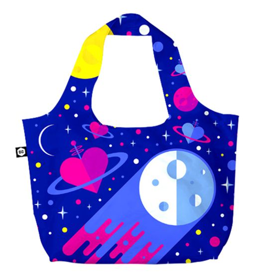 BG Berlin Eco Bag Cosmic Love
