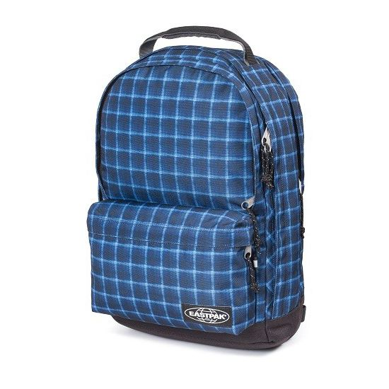 Eastpak - Chizzo Laptop/Notebook Rucksack - Charged Check Blue