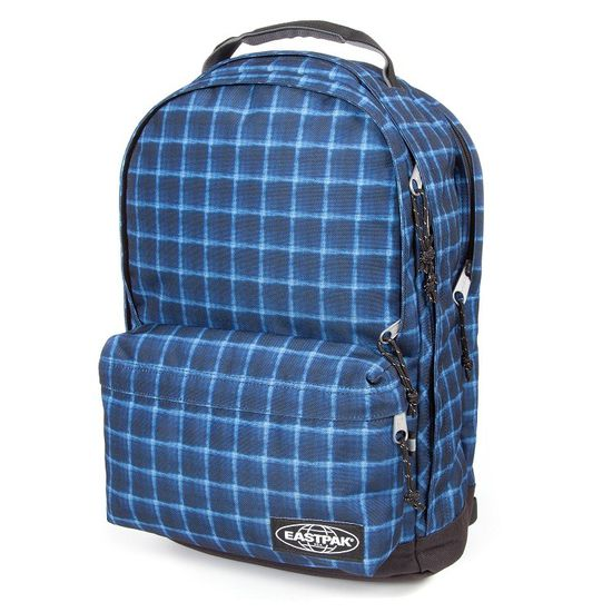 Eastpak - Yoffa Laptop/ Notebook Rucksack - Charged Check Blue