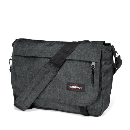 Eastpak - Umhängetasche Delegate - Black Denim