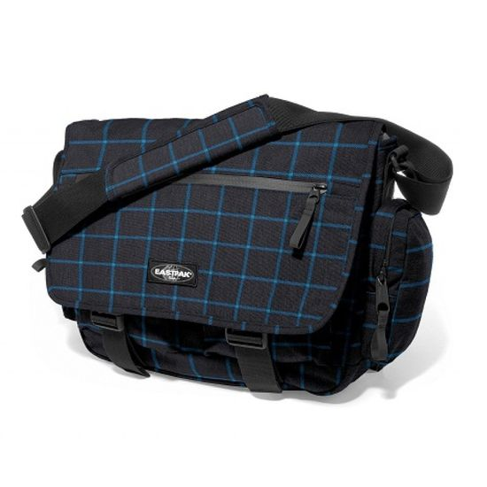 "Eastpak Umhängetasche Laptop 17"" Stanly Blue Crosser"
