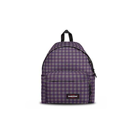 Eastpak Padded Pak'r Checksange Purple Rucksack