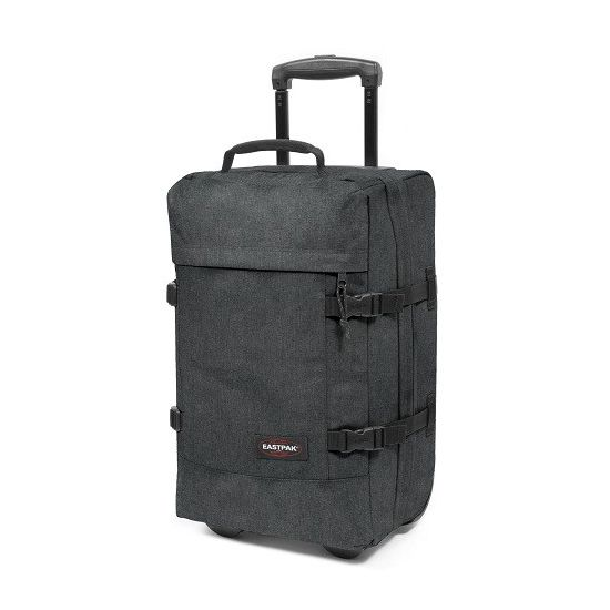 Eastpak - Tranverz S - Trolley - 2-R - Black Denim