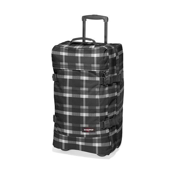Eastpak Tranverz Checkbock Black 2-Rollen Trolley M