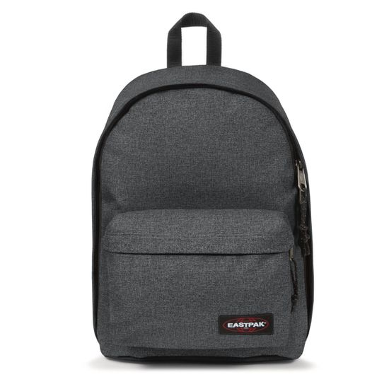Eastpak Out of Office Black Denim Rucksack
