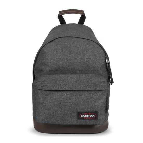 Eastpak Wyoming Black Denim Rucksack