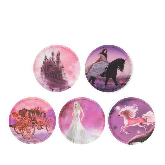 Ergobag Klettie-Set 5tlg. Prinzessin III