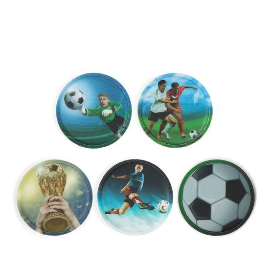 Ergobag Klettie-Set 5tlg. Fußball III
