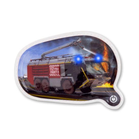 Ergobag Blinkie-Klettie LED Feuerwehr