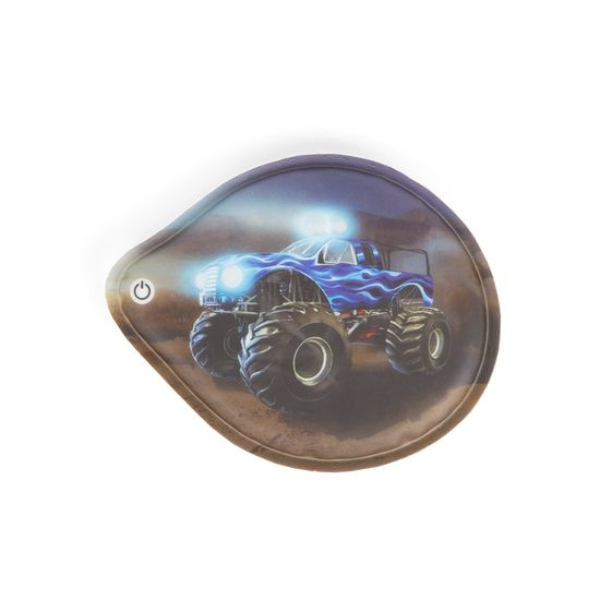 Ergobag Blinkie-Klettie LED Monstertruck