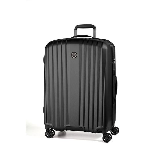 March Everest Black 4-Rollen Trolley S 55cm