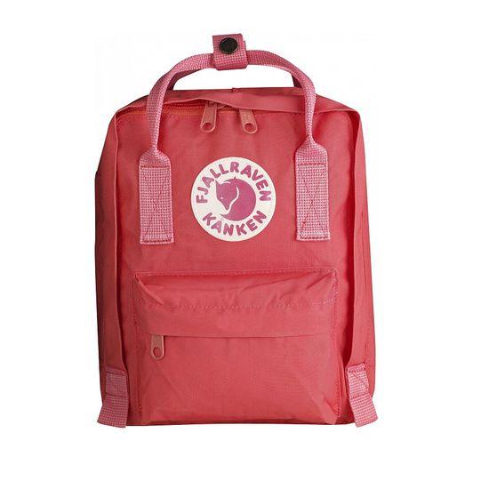 Fjällräven Kanken Mini Peach Pink Rucksack