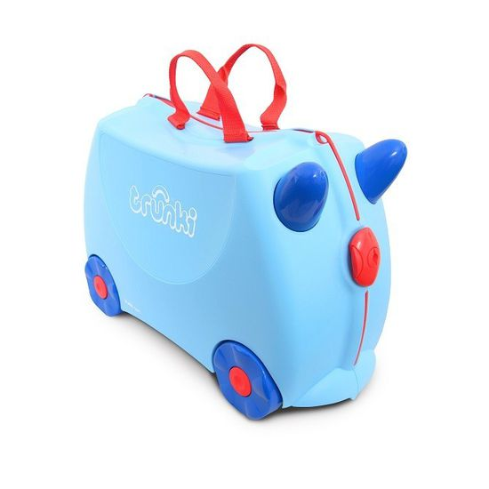 Trunki George Blue Kinderkoffer