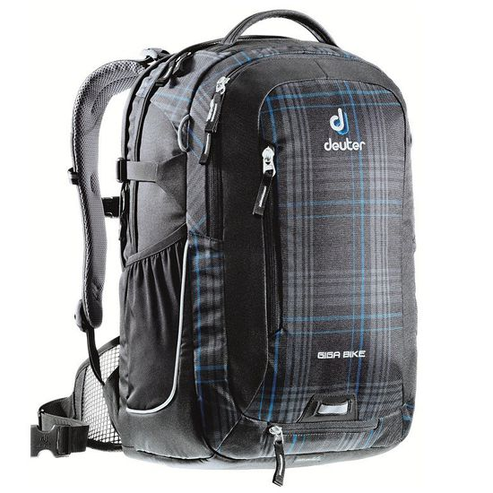 Deuter Giga Bike Blueline Check Rucksack