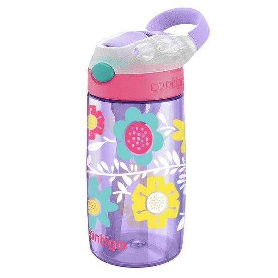 Contigo - Trinkflasche 420ml - Gizmo Flip - Wisteria Flowers