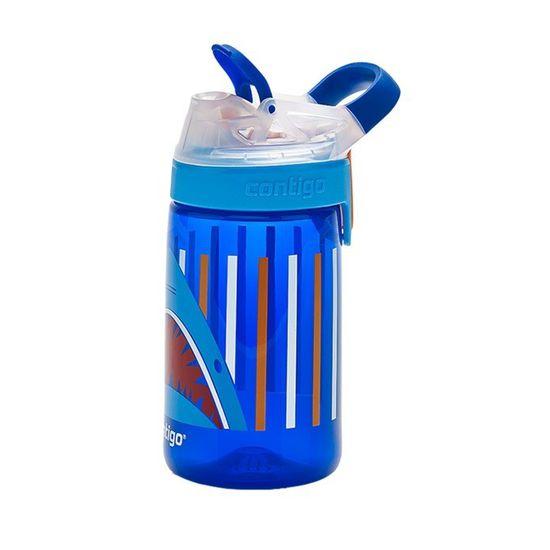 Contigo Gizmo Sip Sapphire Jaws Kinder Trinkflasche 420ml