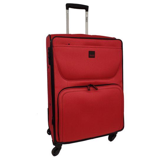 Stratic - Koffer / Trolley - Bendigo 3 - 4 Rollen - M - Rot