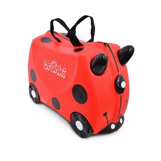 Trunki Harley Ladybird Kinderkoffer