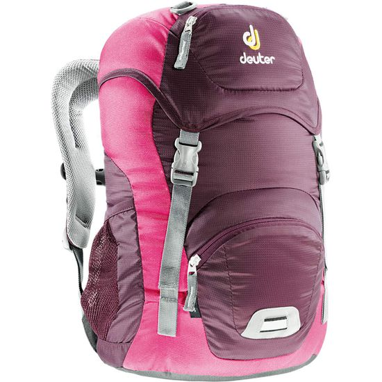 Deuter Junior Aubergine Magenta Kinderrucksack
