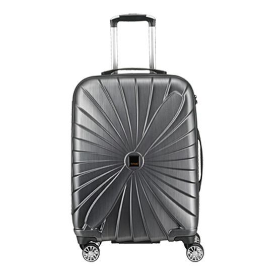 TITAN Triport 360° Anthracite 4-Rollen Trolley M 65cm