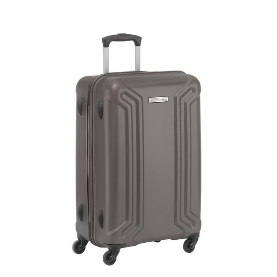 Travelmax  Loop Grey 4-Rollen Trolley  M 65cm