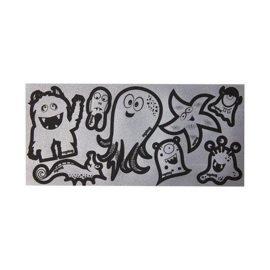 Ergobag Reflexie Sticker Silber