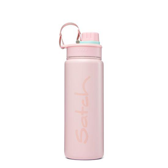Satch Trinkflasche 0,5 Liter Edelstahl Rosa
