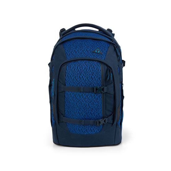 Satch Pack Outer Space Edition Blue Moon Schulrucksack
