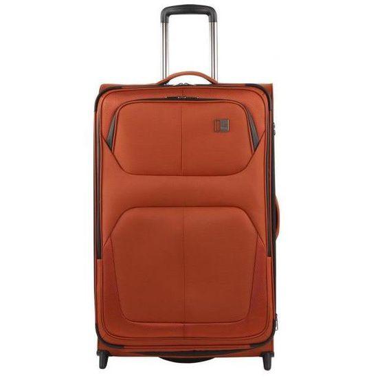 TITAN - Koffer / Trolley L - 2 Rollen Nonstop  360° - Orange