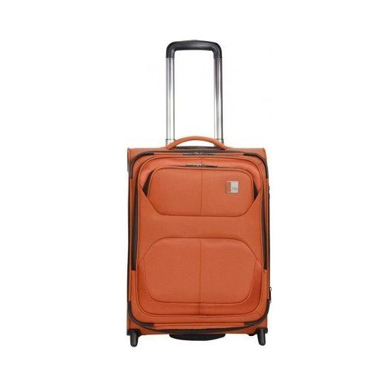 TITAN - Koffer / Trolley S - 2 Rollen (Bordgepäck) Nonstop  360° - Orange