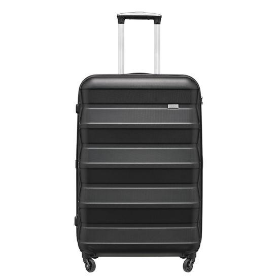 Stratic - Koffer / Trolley - Pile - M - Schwarz