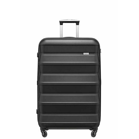 Stratic - Koffer / Trolley - Pile - L - Schwarz