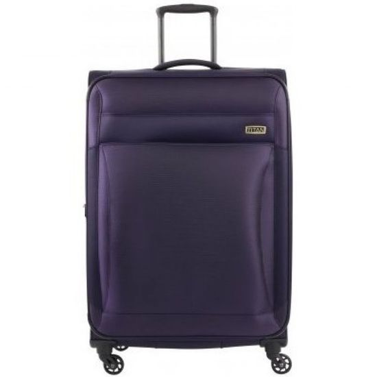 TITAN Koffer / Trolley S 2 Rollen Royal 360° Purple (Bordgepäck)