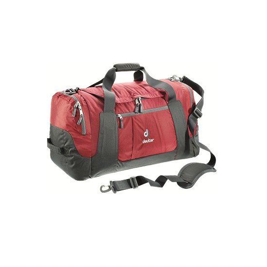 Deuter Relay 60 Cranberry Granite Sporttasche