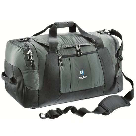 Deuter Relay 80 Granite Black Sporttasche