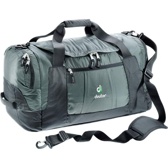 Deuter Relay 60 Granite Black Sporttasche