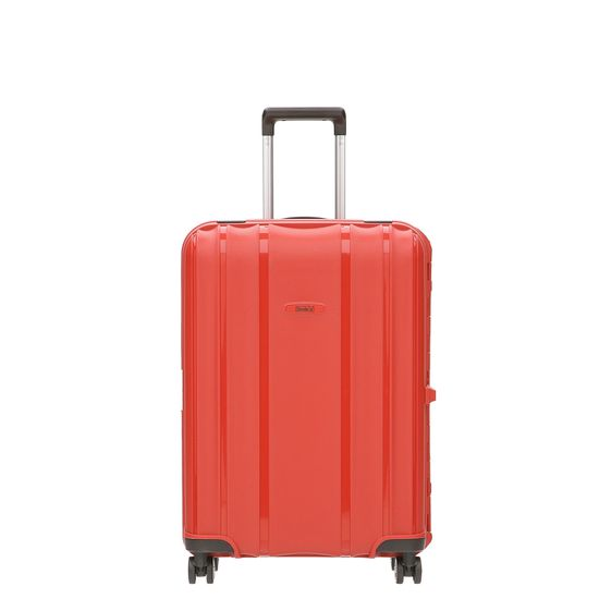 Stratic - Koffer / Trolley - Safe - 4 Rollen - M - Rot